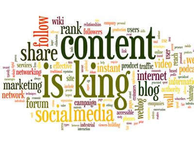 Gutes Content Marketing hilft dauerhaft zu besserer Sichtbarkeit in den Suchmaschinen.