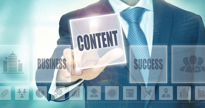 Zu einer guten Suchmaschinenoptimierung gehört auch der Aufbau hochwertigen Contents.