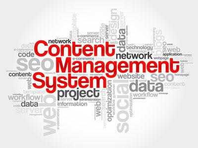 Wir erstellen Ihre Webseite mit Content Management System und im responsive Design