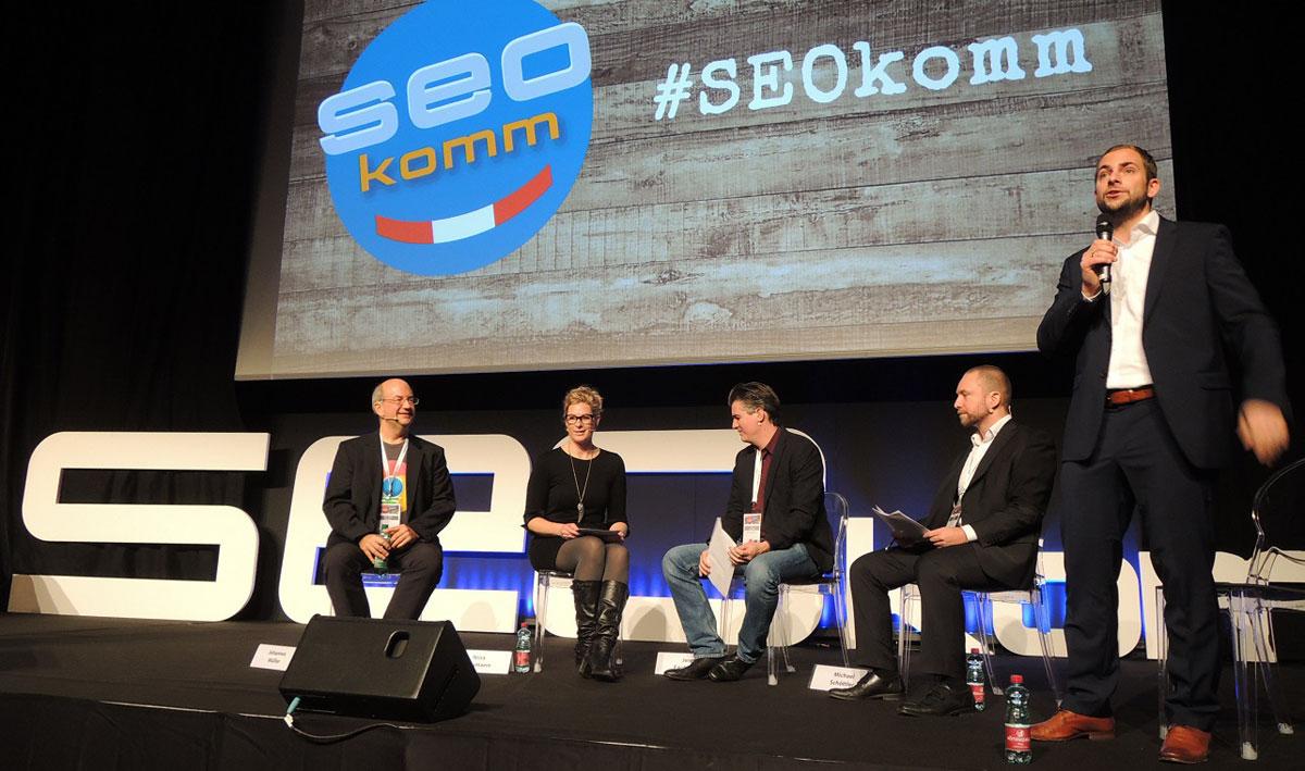 Die SEOkomm in Salzburg ist neben der SEO Campixx größtes und wichtigstes Event in der deutschen SEO Szene